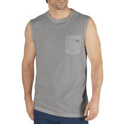 Dickies - Sleeveless Pocket Tee Shirt