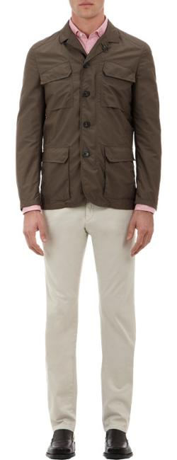 Fay  - Four-pocket Field Jacket