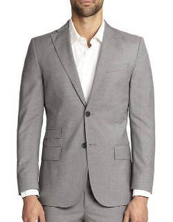J. Lindeberg - Donnie Soft Wool Sportcoat