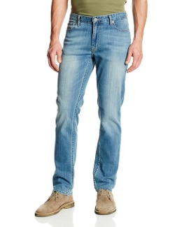 Calvin Klein Jeans - Slim Straight Leg Jeans