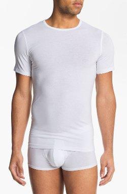 Naked - Crewneck Cotton Undershirt