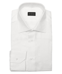 Ermenegildo Zegna - Oxford Point Collar Dress Shirt