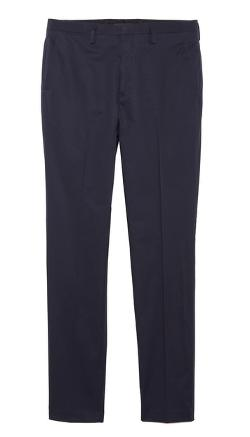 Marc by Marc Jacobs -  Harvey Twill Suit Pants