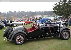 Mercedes Benz - 1933 Mercedes Benz 380K