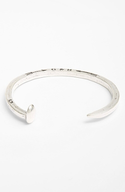 Giles & Brother  - Railroad Cuff Bracelet