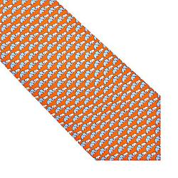 Thomas Pink - Elephant Friend Printed Tie