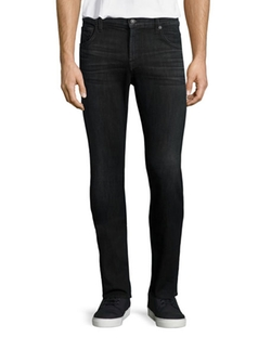 7 For All Mankind - Luxe Performance: Paxtyn Faded Denim Jeans