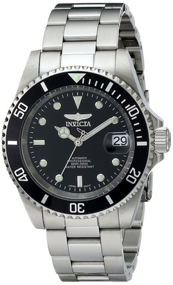 Invicta - Pro Diver Stainless Steel Automatic Watch