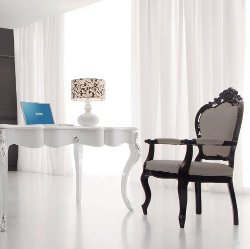 The Interior Gallery - Angelina Modern Dining Arm Chair