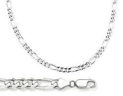 Jewel Tie - Figaro Link Bracelet