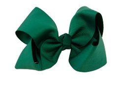 Greatlookz Fashion  - Grosgrain Hair Bows