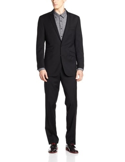 Ben Sherman  - Worsted Wool Two-Piece Suit