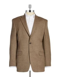 Ralph Lauren - Wool Herringbone Blazer
