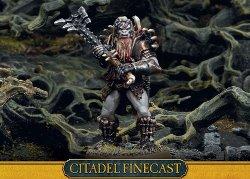Games Workshop  - The Hobbit Bolg Figure