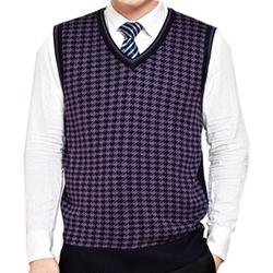 G-Life - V-Neck Fit Sweater Vest