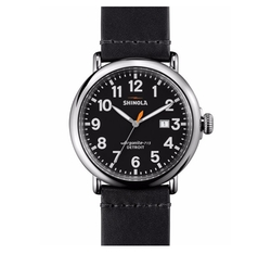 Shinola - Runwell Leather Watch