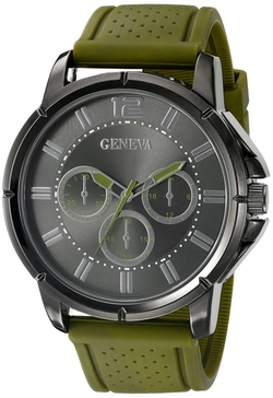 Geneva - Analog Display Watch