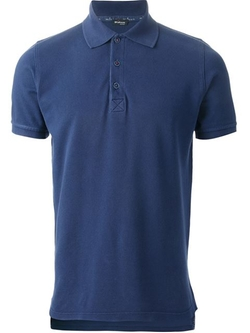 Kiton - Short Sleeve Polo Shirt