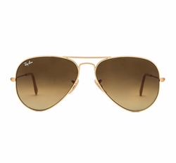 Ray-Ban - Aviator Gradient Sunglasses