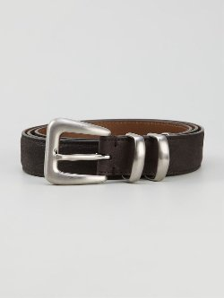 Brunello Cucinelli  - Leather Belt