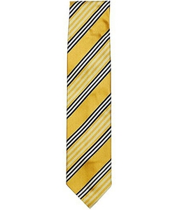 Versace  - Stripes Pattern Silk Tie