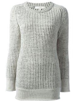 Iro  - Chunky Knit Ribbed Sweater