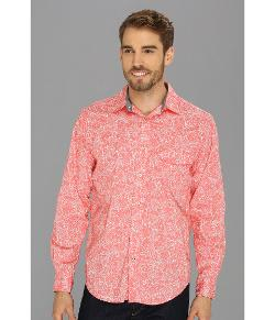 Nautica  - Floral Hatch Button Down Shirt