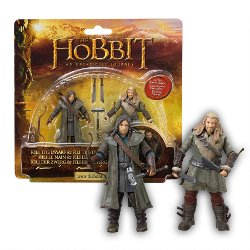 Warner Bros. - Kili And Fili Adventure Pack of Two Action Figures