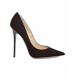 Jimmy Choo - Anouk Suede Pumps