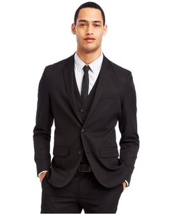 Kenneth Cole Reaction - Solid Slim-Fit Jacket
