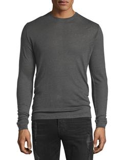 Iro - Nafa Long-Sleeve Crewneck Shirt