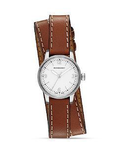 BURBERRY - Double Wrap Watch