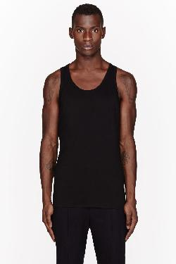 CALVIN KLEIN UNDERWEAR - BLACK BODY RELAUNCH TANK TOP THREE-PACK