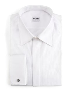 Armani Collezioni - Basic Formal Modern Fit Shirt