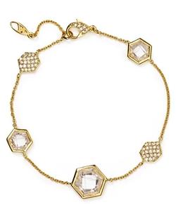 Nadri - Honeycomb Tennis Bracelet