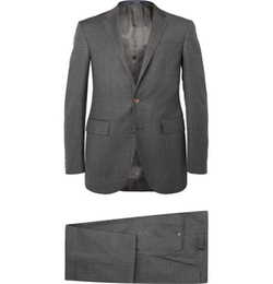 Polo Ralph Lauren  - Slim-Fit Wool Suit