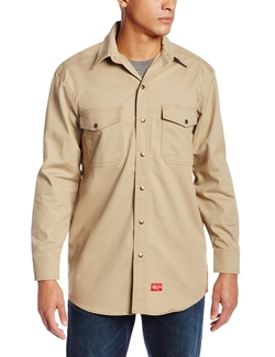 Dickies - Twill Snap Front Shirt