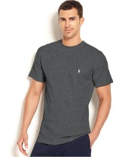 Polo Ralph Lauren - Waffle-Knit Crew-Neck T-Shirt