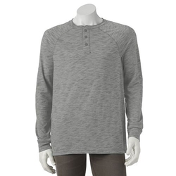 Urban Pipeline - Henley Shirt