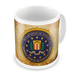 Neonblond - FBI Coffee Mug