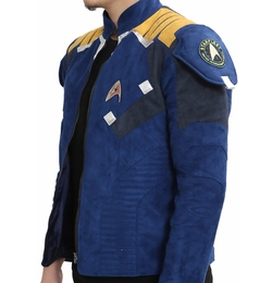 X Coser - Captain Kirk Delux Cosplay Jacket