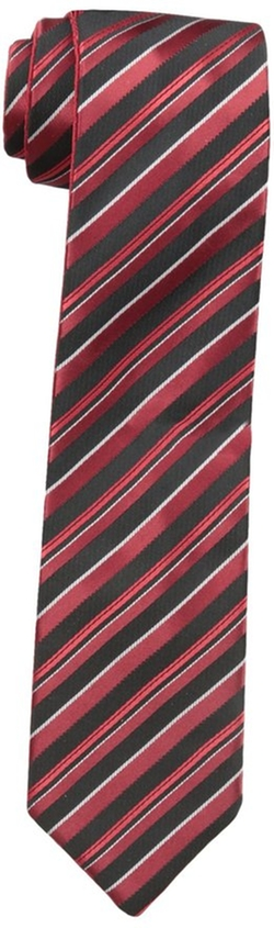 Little Black Tie - Fraiser Reversible Stripe Tie