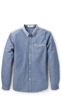La Panoplie - Chambray Shirt