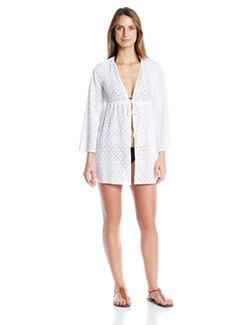 Jantzen - Open Front Tunic Cover Up