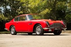 Aston Martin - 1967 Db6 Coupe
