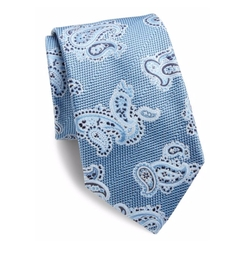 Eton of Sweden - Paisley Silk Tie