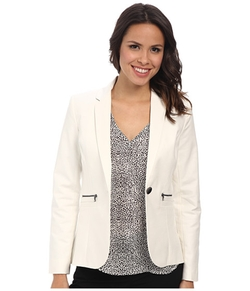 Adrianna Papell - One-Button Blake Blazer