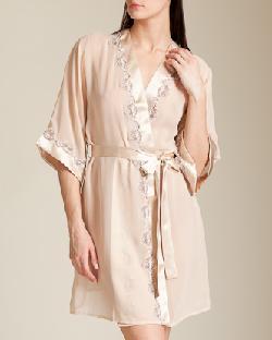 Jane Woolrich - 5100 Silk Chiffon Robe