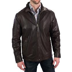 Golden Bear  - The Bryant Jacket - Lambskin Leather, Insulated