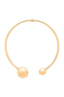 Amber Sceats - Double Ball Necklace